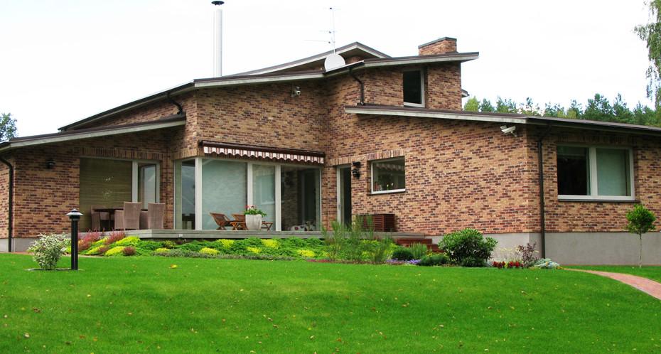 Vienbučiai gyvenamieji namai