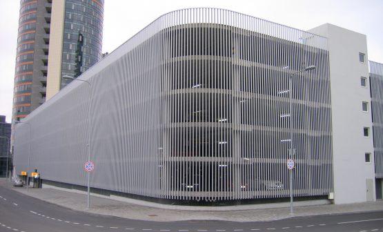 Daugiaaukštė automobilių statymo aikštelė